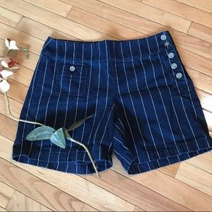 Ralph Lauren High Waist Denim Shorts Size 10